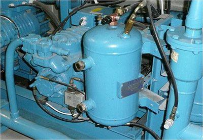Installations de production de froid sous pression – Nouveautés!