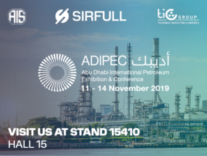 image promotion SIRFULL à ADIPEC 2019