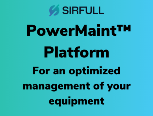 Global platform PowerMaint™ : series of webinars