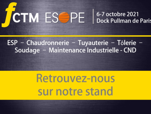 🚀 Salon FCTM ESOPE 2021 | SIRFULL – stand A46.